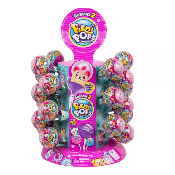 ของเล่น Pikmi Pops S2 Single Pack Stand Cdu Asst Pikmi Pops S2 Single Pack Stand Cdu Asst @kiddopacific